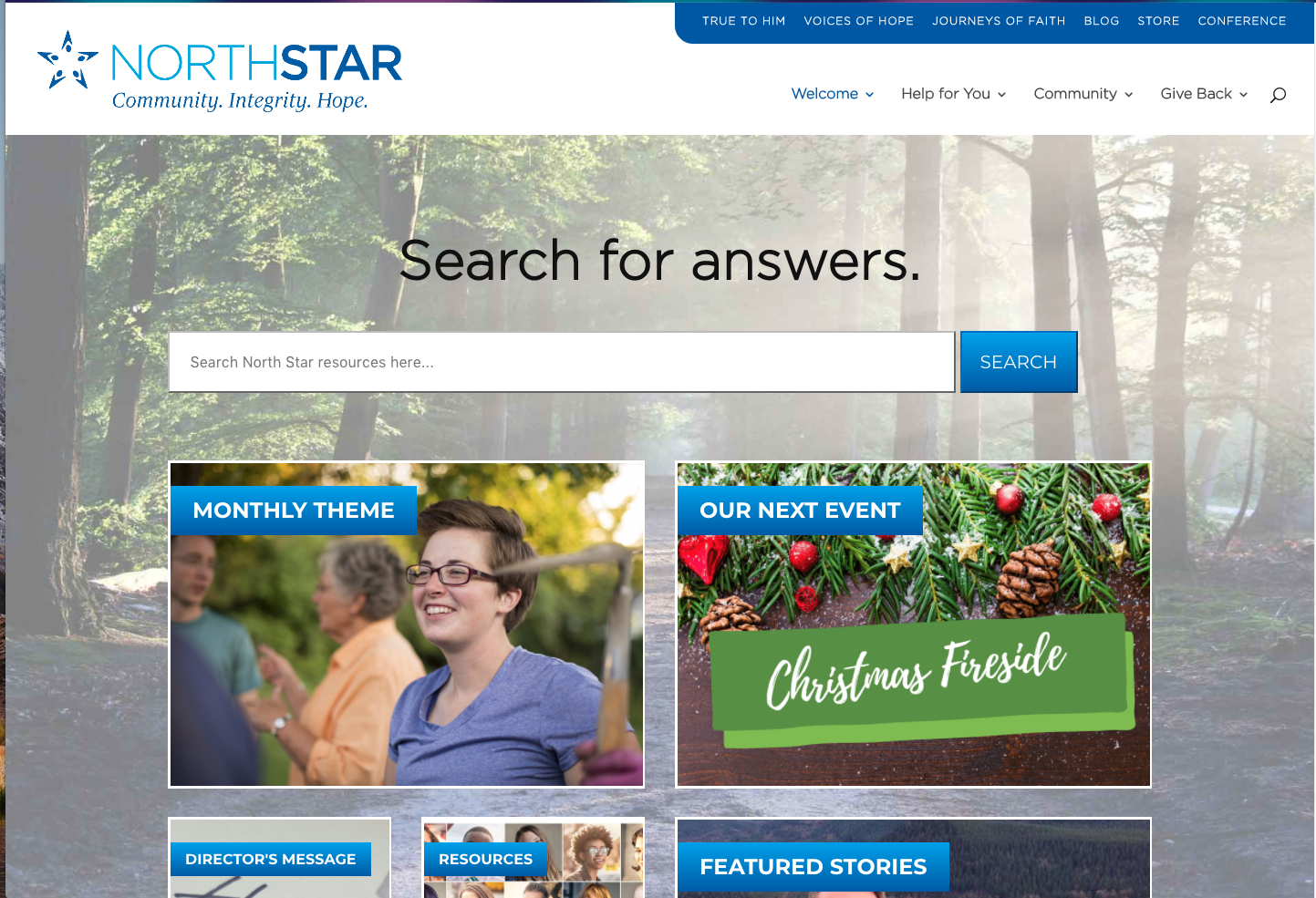Northstar Home Page